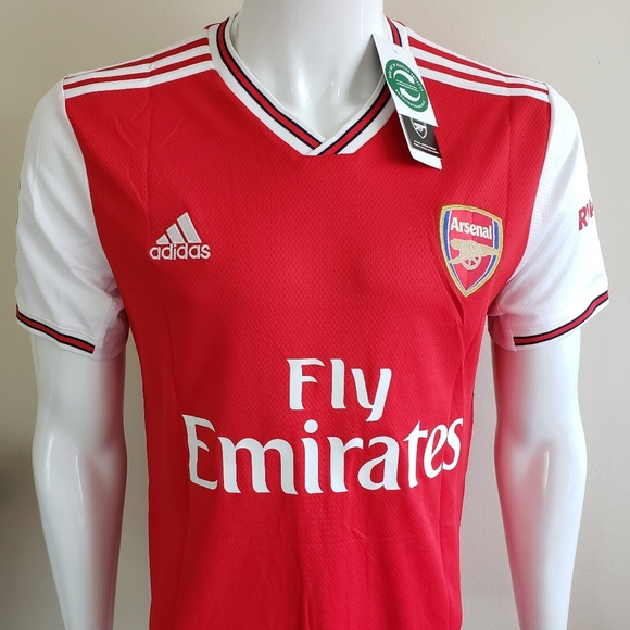 innovative design fbb15 02121 Aubameyang arsenal Jersey NWT